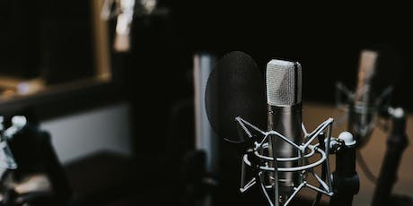 Intro to Podcasting (Oct 5 and 12) tickets