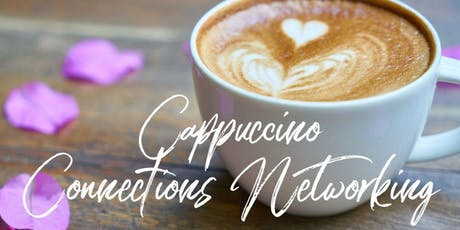 Cappuccino Connections Networking  - The Athena Network - Blackwater Valley Region tickets
