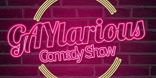 GAYlarious - Another Comedy Fundraiser