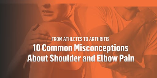 From Athletes to Arthritis