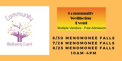 Community Wellbeing Event