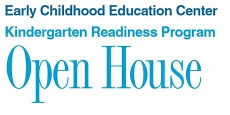Kindergarten Readiness Program Open House - OCC tickets