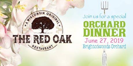 Orchard Farm Dinner 2019 tickets
