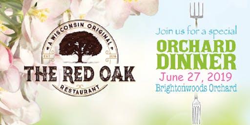 Orchard Farm Dinner 2019