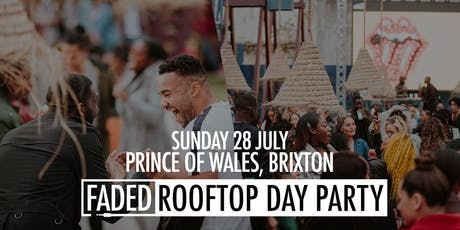 Faded Rooftop Day Party @ POW tickets