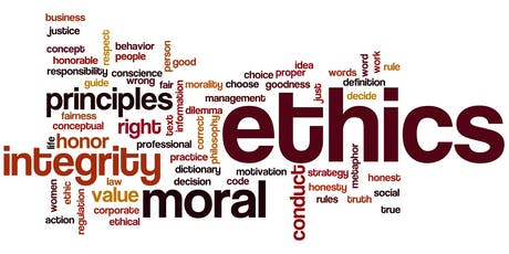 Ethics:  A Judicial Perspective tickets