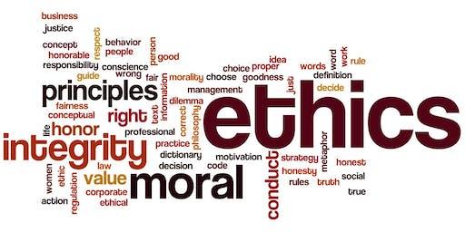 Ethics:  A Judicial Perspective