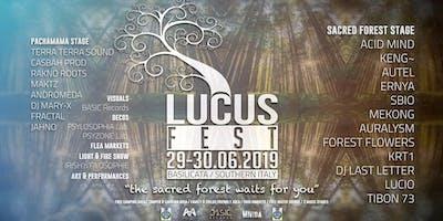 LUCUS Fest 2019