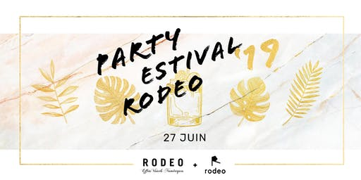 Party estival Rodeo 2019