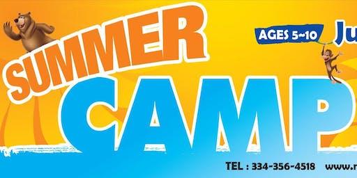 Newtopia Summer Camp