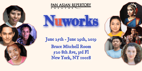 NuWorks 2019 - Pan Asian Repertory Theatre tickets
