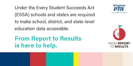 Student Data Privacy and Understanding Your School's Report Card tickets