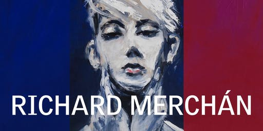 THE Gallery at Le Meridien Chambers Presents: Richard Merchan Exhibit