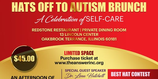 Hats Off to Autism Moms of the Midwest Brunch