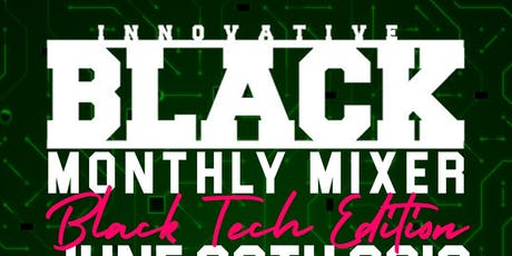 Black Technology Mixer  tickets