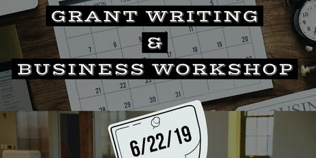 Grant Writing & Business Workshop tickets