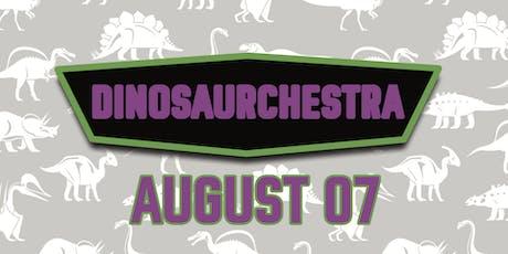 Dinosaurchestra in Concert tickets