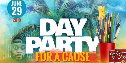 Day Party for a Cause