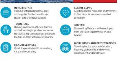 VA STRIVE Benefits Expo & Job Fair (EXT)