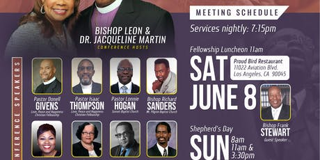 2019 Living Word Conference tickets