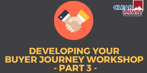 Content is Key - Creating a Buyer Journey to Drive Prospects to Close {Woodbury}