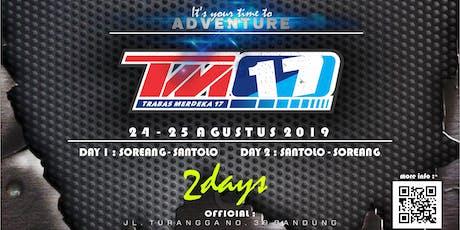 TRABAS MERDEKA 17 tickets