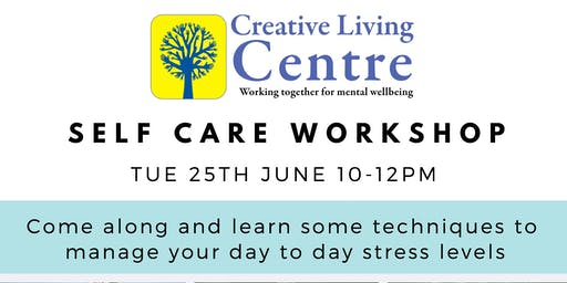 Parent/Carer Self-care Workshop