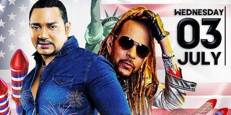 Frank Reyes y Tono Rosario  En Concierto tickets