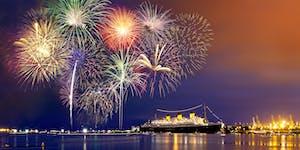 July 4th Fireworks Dinner Cruise