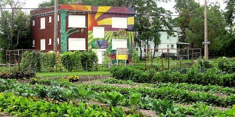 Explore Detroit: Urban Agriculture + Green Space Bus Tour tickets