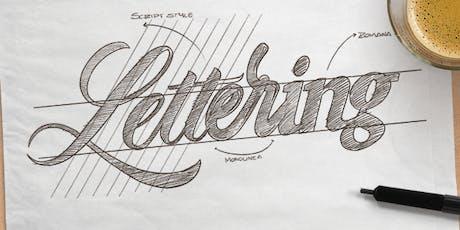 Workshop Principios Básicos de Lettering entradas