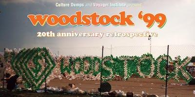 Woodstock 99 20th Anniversary Retrospective