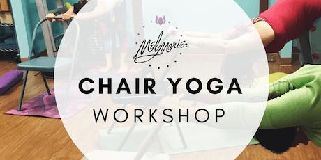 Chair Yoga Workshop  tickets