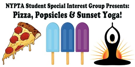 Pizza, Popsicles & Sunset Beach Yoga tickets