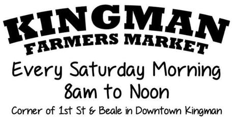 Kingman Farmer's Market tickets