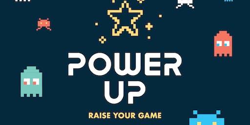 VBS  Destiny Church Naples Theme: Power Up: Raising our game