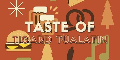 Taste of Tigard Tualatin