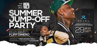 The Real 98.3 Summer Jump-Off Party