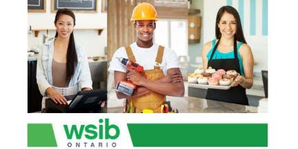 WSIB Health & Safety Workshop