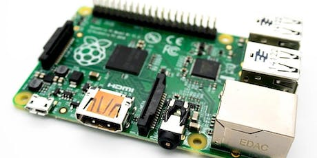 Introduction to Internet of Things (IoT) with Raspberry Pi tickets