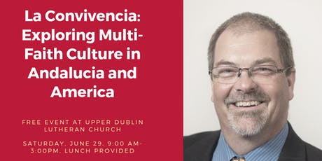 La Convivencia:  Exploring the multi-faith cultures of Andalusia and America tickets