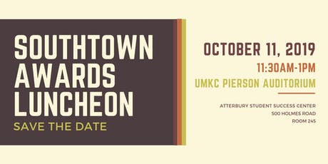 33rd Annual Southtown Awards Luncheon tickets