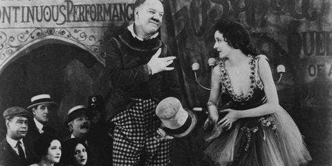 Sally of the Sawdust (1925) Film Screening