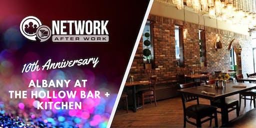 NAW Albany 10 Year Anniversary at The Hollow Bar + Kitchen
