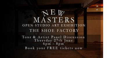 New Masters Art Exhibition: Tour & Artist Discussion Panel