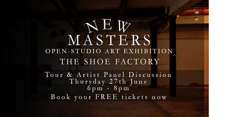 New Masters Art Exhibition: Tour & Artist Discussion Panel tickets