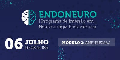 Endoneuro .  I Programa de Imersão em  Neurocirurgia Endovascular