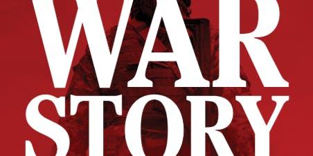War Story Book Launch
