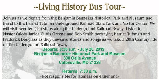 Living History Bus Tour