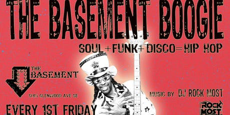 The Basement Boogie w/ DJ Rock Most tickets